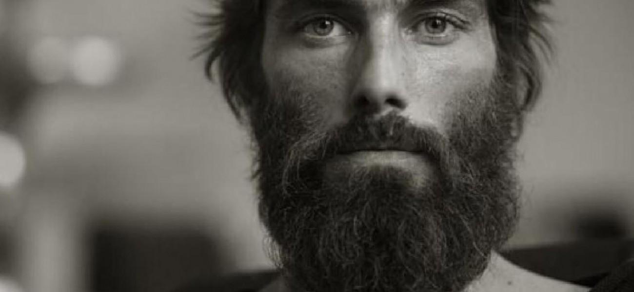 Как сделать чёрной бороду