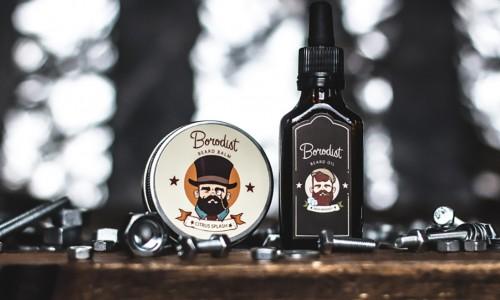 Что лучше для бороды: масло или бальзам?
