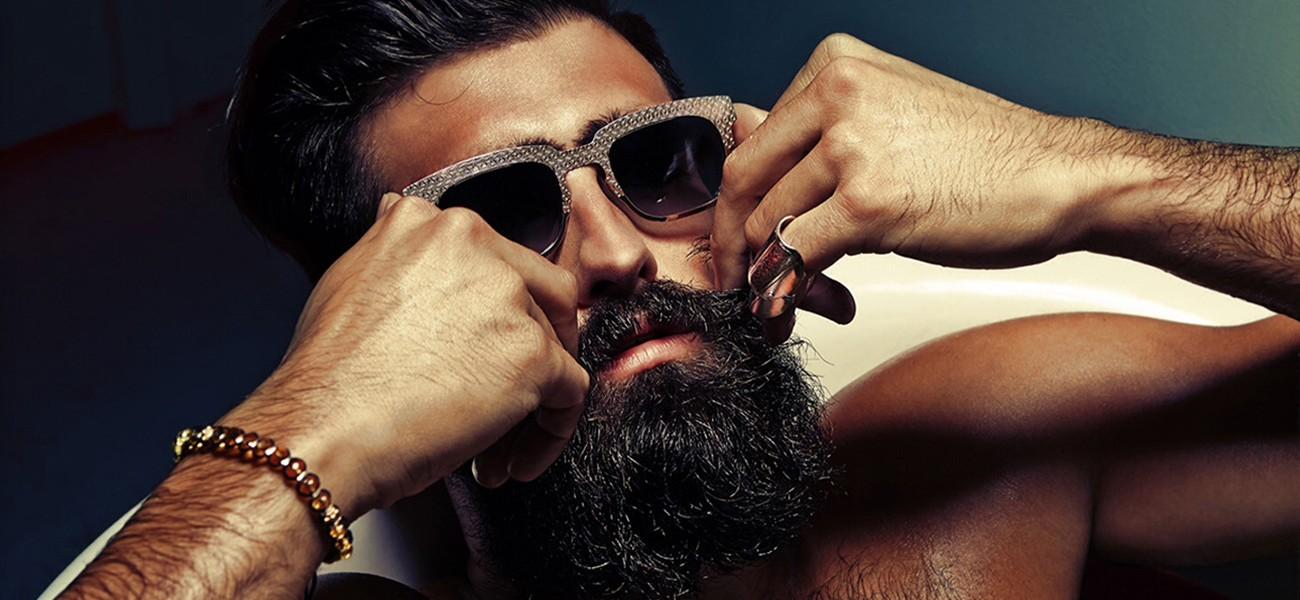 Кудрявая борода>