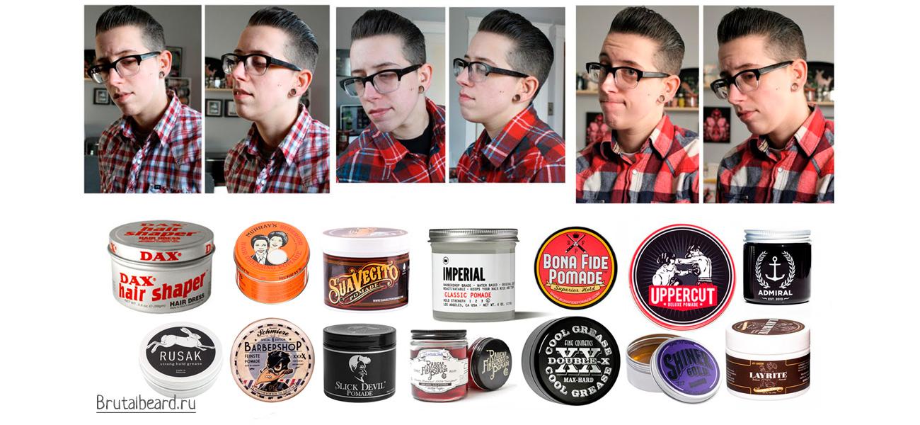 Выбираем стайлинг для ваших волос>