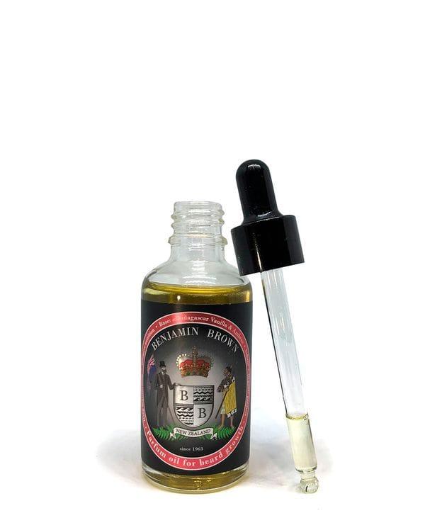 Парфюмерное масло для роста бороды «Parfum oil for beard growth», фото 4