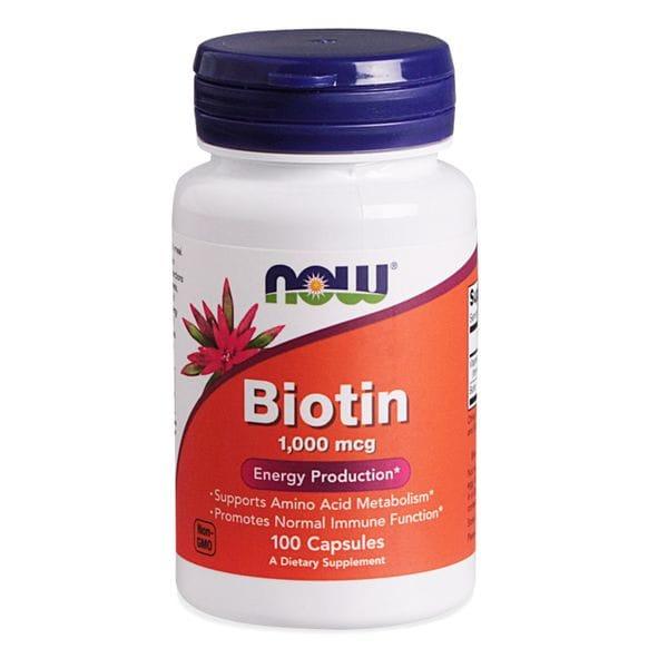 Биотин (Biotin) — Витамин для волос, купить в интернет-магазине Brutalbeard