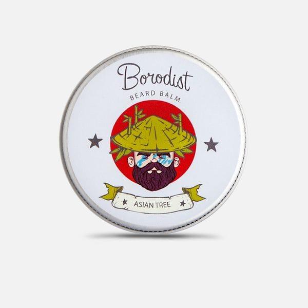 Бальзам для бороды Borodist Asian Tree, купить в интернет-магазине Brutalbeard