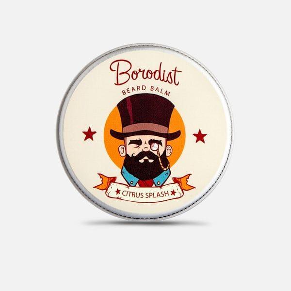 Бальзам для бороды Borodist Citrus Splash, купить в интернет-магазине Brutalbeard