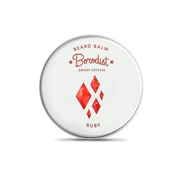 Бальзам для бороды Borodist «Ruby», купить в интернет-магазине Brutalbeard