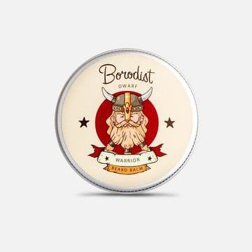 Бальзам для бороды Borodist Warrior с экстрактом березовых почек и пивных дрожжей