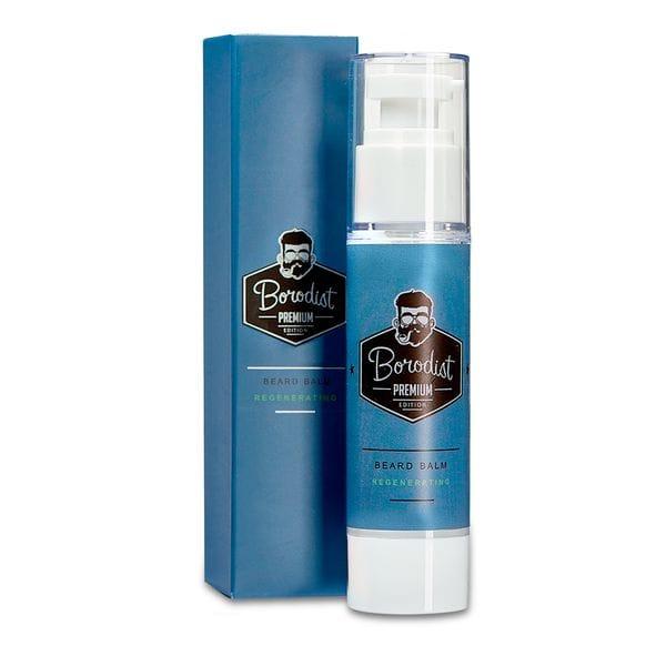 Бальзам для бороды Borodist «Восстанавливающий», купить в интернет-магазине Brutalbeard