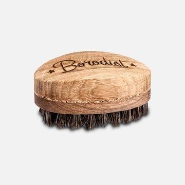 Щетка для бороды Borodist из натурального ворса кабана