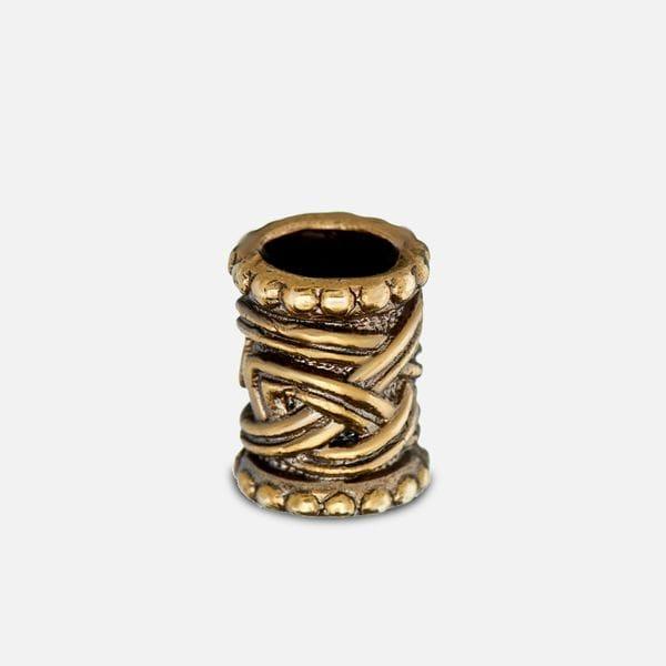 Кольца для бороды, бронза или серебро Borodist, фото 2