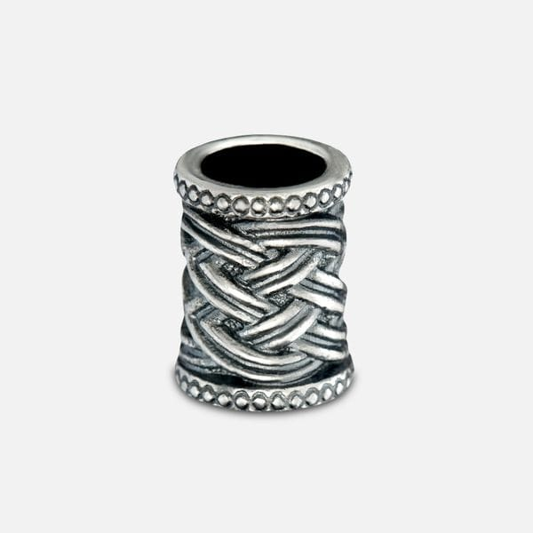 Кольца для бороды, бронза или серебро Borodist, фото 5