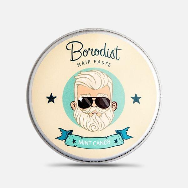 Паста для волос Borodist Mint Candy, купить в интернет-магазине Brutalbeard