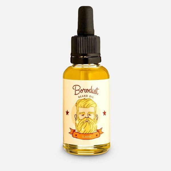 Масло для бороды Borodist Classic, купить в интернет-магазине Brutalbeard