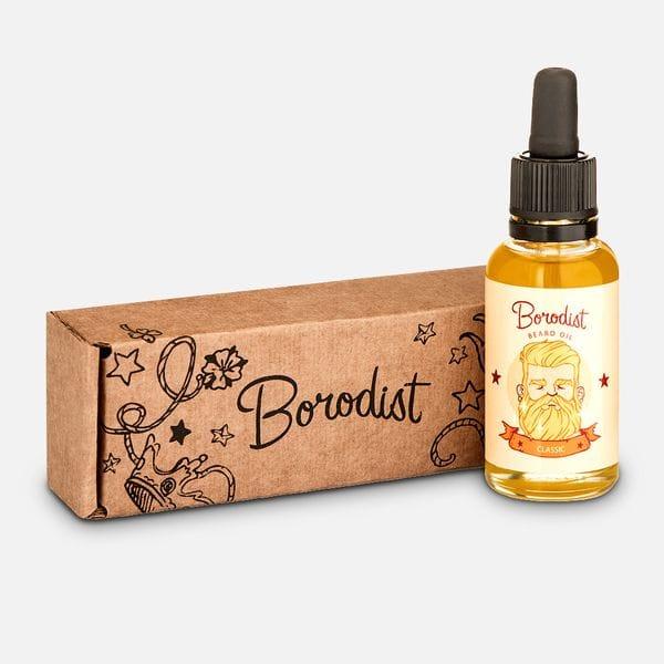 Масло для бороды Borodist Classic, фото 1