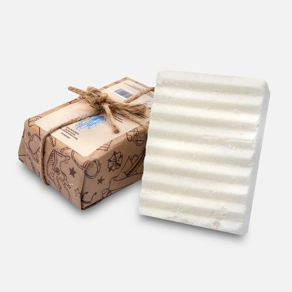 Соляное мыло Borodist White Crystal, фото 3