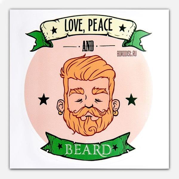 Прикольные стикеры с высказываниями бородачей от Бородист, фото 4