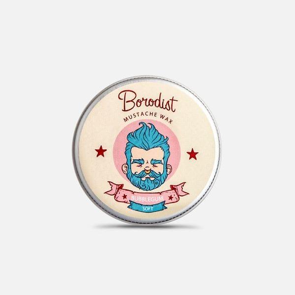 Воск Soft Bubblegum, производитель Borodist - в интернет-магазине Brutalbeard