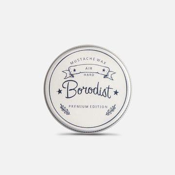 Премиальный воск для усов Borodist Premium Air средней фиксации