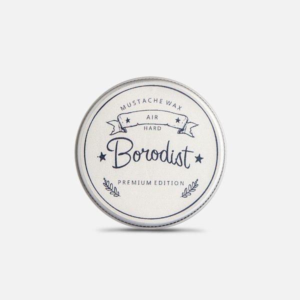 Премиальный воск для усов Borodist Premium Air средней фиксации, купить в интернет-магазине Brutalbeard