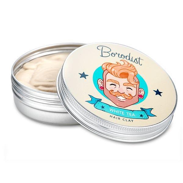 Глина для укладки волос White Tea — Белый чай, купить в интернет-магазине Brutalbeard