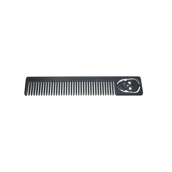 Расческа Black Comb Beard Classic, 12 на 3 см, купить в интернет-магазине Brutalbeard