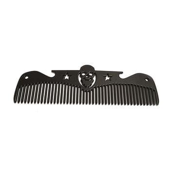 Расческа Black Comb - Beard, 12 на 3 см