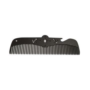 Расческа Black Comb - Compass, 12 на 3 см
