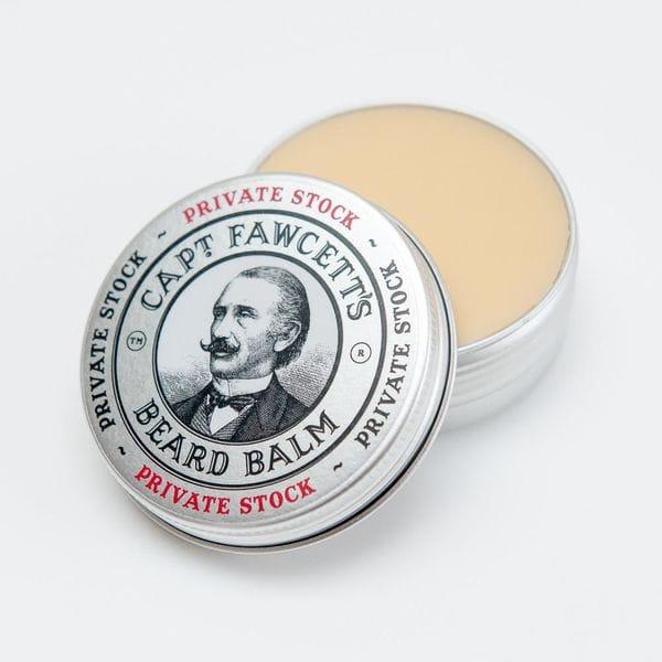 Captain Fawcett Beard Balm Private Stock, 60ml, купить в интернет-магазине Brutalbeard