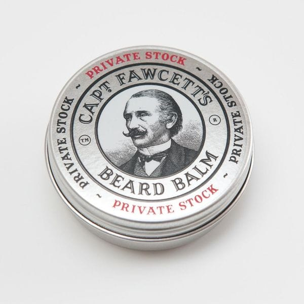Captain Fawcett Beard Balm Private Stock, 60ml, фото 3