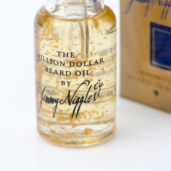 Премиум масло для бороды Captain Fawcett Jimmy Niggles Million Dollar, 10ml Travel Sized, фото 2
