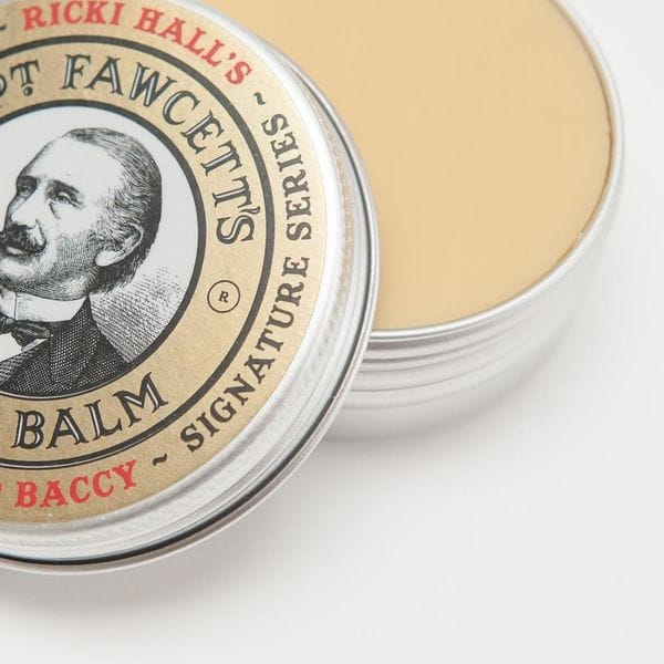 Captain Fawcett Ricki Hall Booze & Baccy Beard Balm, 60ml, фото 1