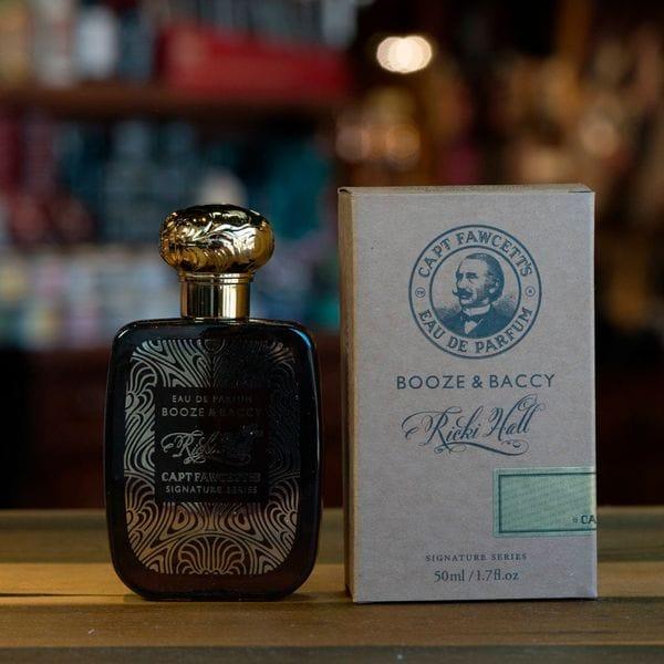 Captain Fawcett Ricki Hall's Booze & Baccy Eau de Parfum, 50ml, фото 1