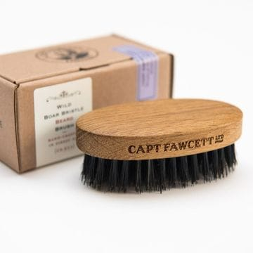 Captain Fawcett Wild Boar Bristle Beard Brush (CF.933)