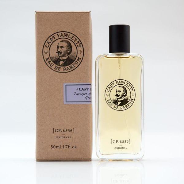 Captain Fawsett Eau de Parfum (CF.8836) Original, 50ml, купить в интернет-магазине Brutalbeard