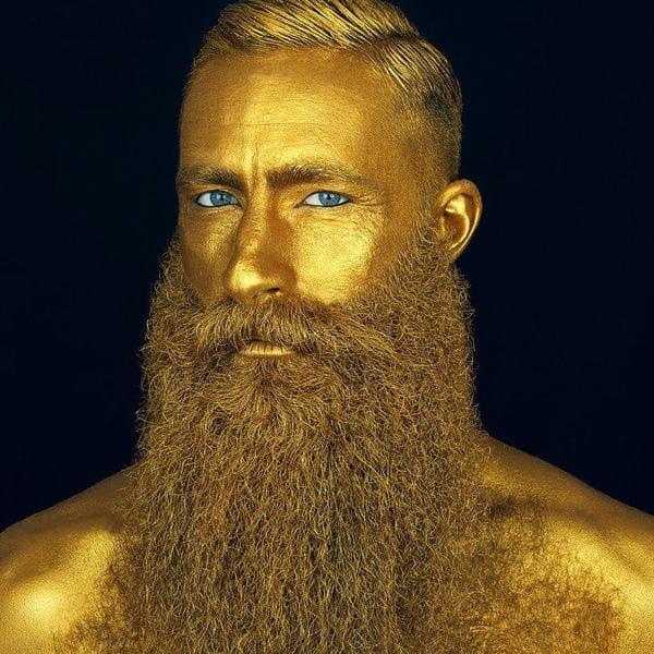 Премиум масло для бороды Captain Fawcett Jimmy Niggles Million Dollar, 10ml Travel Sized, фото 4
