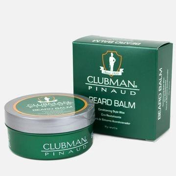 Воск-бальзам для бороды Clubman Pinaud Beard Balm & Styling Wax