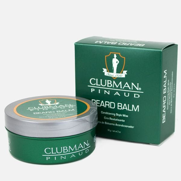 Воск-бальзам для бороды Clubman Pinaud Beard Balm & Styling Wax, купить в интернет-магазине Brutalbeard