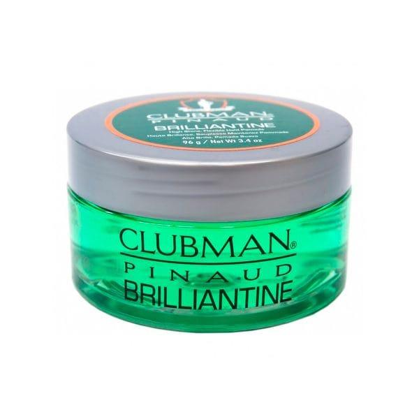Clubman Brilliantine Гель-бриллиантин для укладки волос, 100 мл, купить в интернет-магазине Brutalbeard