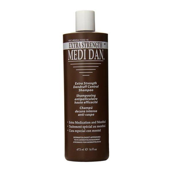 Сlubman Extra Strength Dandruff Treatment Shampoo Шампунь против перхоти усиленного действия, 480 мл (L), купить в интернет-магазине Brutalbeard
