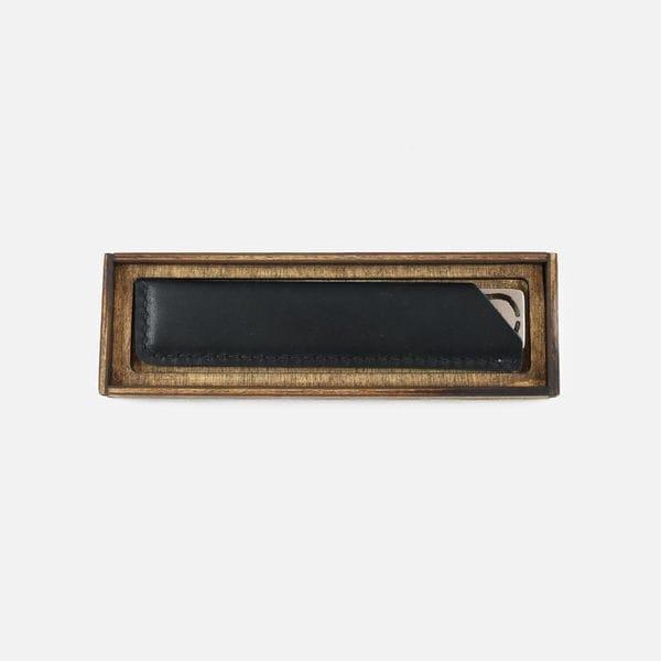 Карманная расческа Beard classik из металла, фото 1
