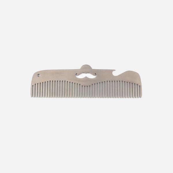 Расческа для укладки бороды Moustache, купить в интернет-магазине Brutalbeard