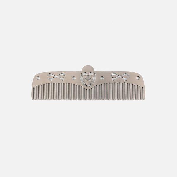 Расческа для укладки волос и бороды Skeleton, купить в интернет-магазине Brutalbeard