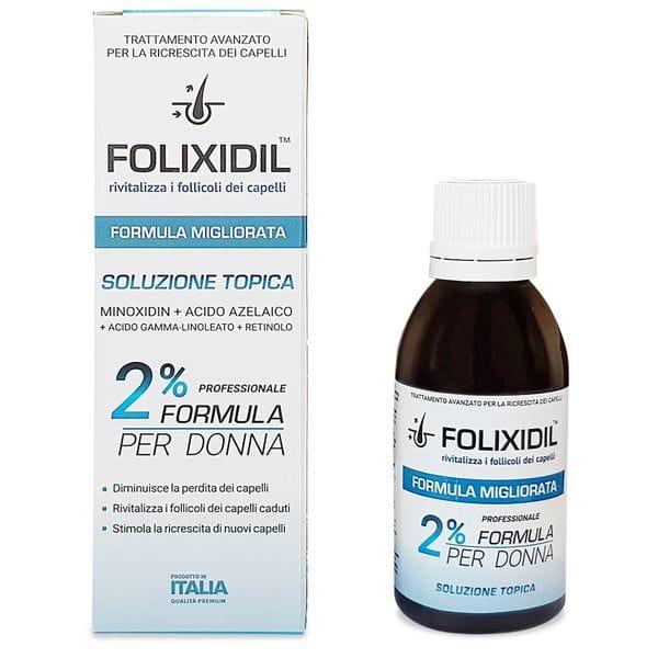 Фоликсидил (Folixidil) 2 %, купить в интернет-магазине Brutalbeard