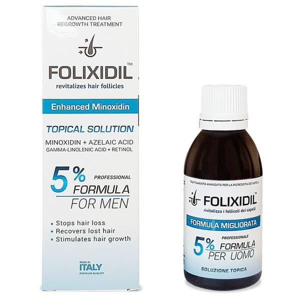 Фоликсидил (Folixidil) 5 %, купить в интернет-магазине Brutalbeard