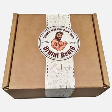 Мужская коробка для подарка: под косметику, аксессуары, браслеты