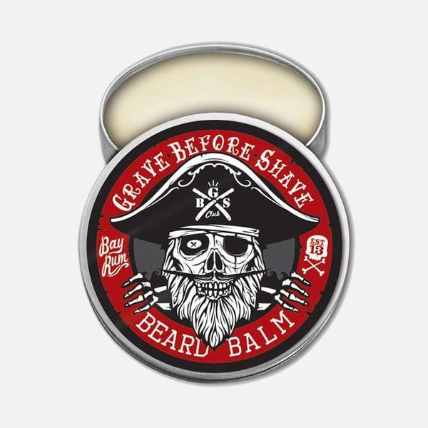 Бальзам для бороды Grave Before Shave Bay Rum, купить в интернет-магазине Brutalbeard