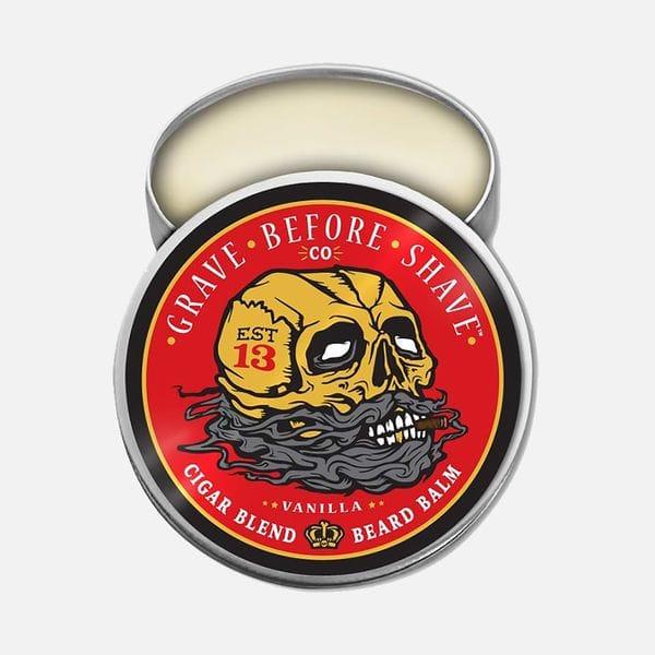 Бальзам для бороды Grave Before Shave Cigar Blend, купить в интернет-магазине Brutalbeard