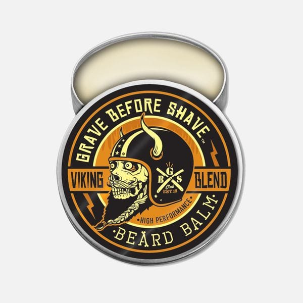 Бальзам Viking Beard Balm, производитель Grave Before Shave - в интернет-магазине Brutalbeard