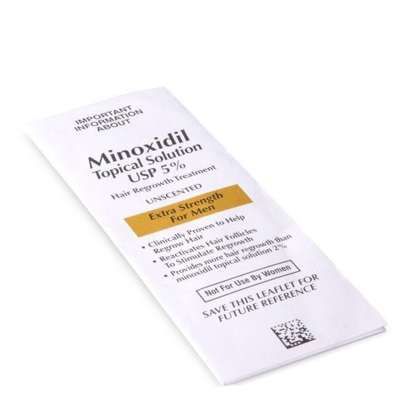 Курс Minoxidil Kirkland 5 % на 12 месяцев, c мезороллером, фото 2