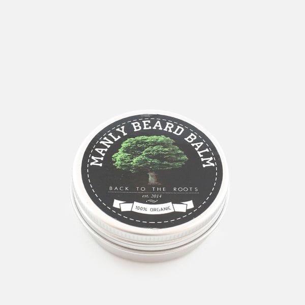 Мужицкий бальзам для бороды Manly Beard Balm, купить в интернет-магазине Brutalbeard