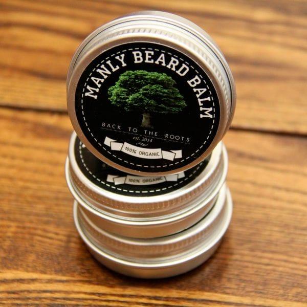 Мужицкий бальзам для бороды Manly Beard Balm, фото 1